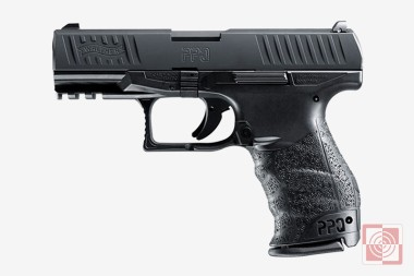 Pistolet Walther PPQ Classic 9 mm x 19, PS, AM, LM